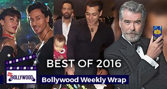 Salman Khan's Birthday and the best of Bollywood in 2016