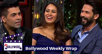 Karan Johar makes Shahid and Mira Awkward