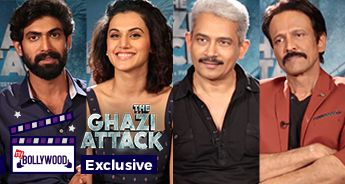 Interview with the stars of The Ghazi Attack