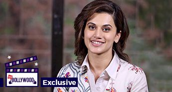 Naam Shabana | Exclusive Interview | Taapsee Pannu