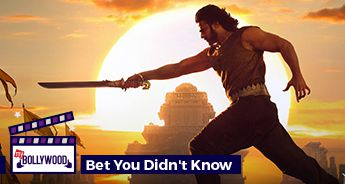 Bet You Didn't Know | Telugu | Baahubali 2: The Conclusion