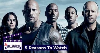 5 Reasons to Watch Fast And Furious 8