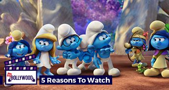 5 Reasons to Watch Smurfs: The Lost Village