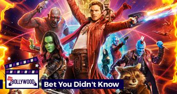 Bet You Didn't Know | Guardians of the Galaxy Vol. 2