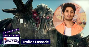 Transformers: The Last Knight    Trailer Decode