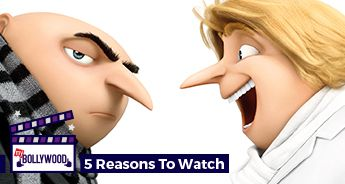 5 Reasons To Watch Despicable Me 3