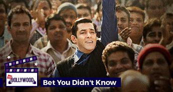 Bet You Didn't Know   Tubelight