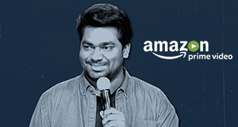 Watch Zakir Khan Exclusively on Amazon Prime video