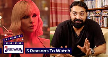 ANURAG KASHYAP tells you why you CANNOT miss ATOMIC BLONDE