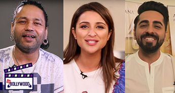 Bollywood celebrities sing their favourite A. R. Rahman song