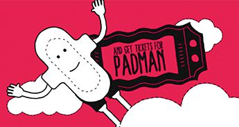 BookMyShow Video Ad | Pad Man – Jao Book Now