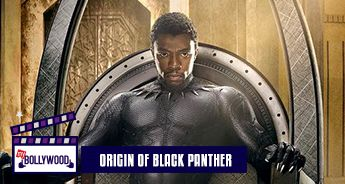 Origin Of Black Panther