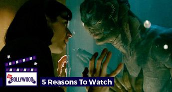 The Shape of Water | 5 Reasons To Watch