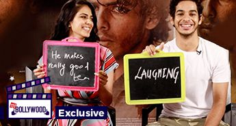 How Well Do You Know Your Co-Stars | Ishaan | Malavika | EXCLUSIVE