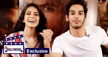 Beyond The Clouds | One on One With Your Co-Stars | Ishaan Khatter and Malavika Mohanan