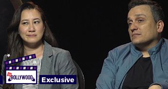 Avengers: Infinity War | Joe Russo & Trinh Tran | Exclusive Interview | Part 2