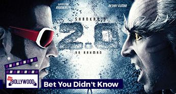 2.0 | Tamil | Bet You Didn't Know