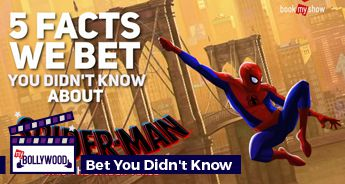Spider-Man: Into The Spider-Verse | Bet You Didn't Know