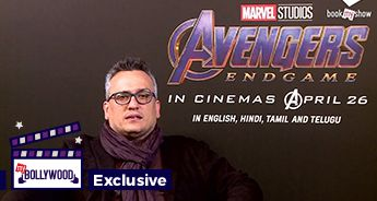 Interview With Joe Russo | Avengers: Endgame Movie