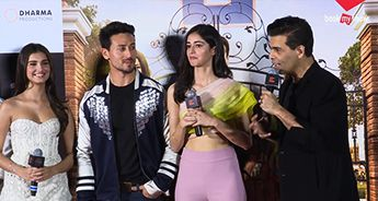 Student Of The Year 2 Trailer Launch | Highlights | Tiger Shroff | Tara | Ananya | Punit Malhotra