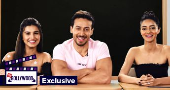 Interview With Tiger Shroff, Tara Sutaria, Ananya Panday | Student Of The Year 2