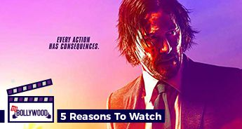 John Wick: Chapter 3 - Parabellum Review | 5 Reasons To Watch | Keanu Reeves, Halle Berry