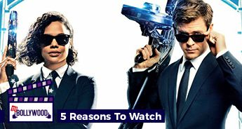 Men in Black: International Bollywood Movie Critic & Public Reviews - BookMyShow